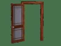 Free illustration: Door, Open Door, Wooden Door - Free ...