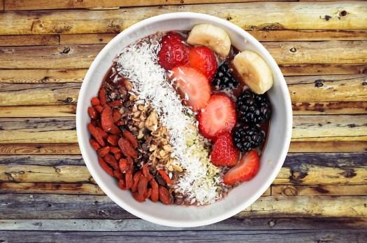 Ciotola Di Frutta, Prima Colazione, Cibo, Organici