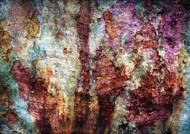 Rust Abstract Colorful  Free photo on Pixabay