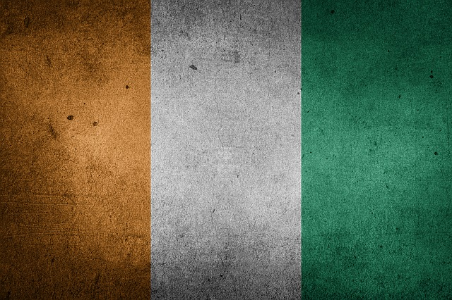 Water Wallpaper Hd Free Illustration Flag Cote D Ivoire Ivory Coast Free