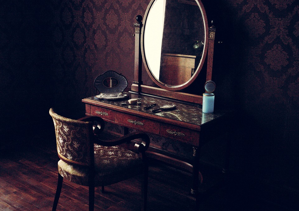 where to place living room furniture decorating styles for rooms free photo: old room, mirror, interior, vintage - ...