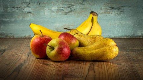 Fruto, Vitaminas, Saúde, Doce, Bananas