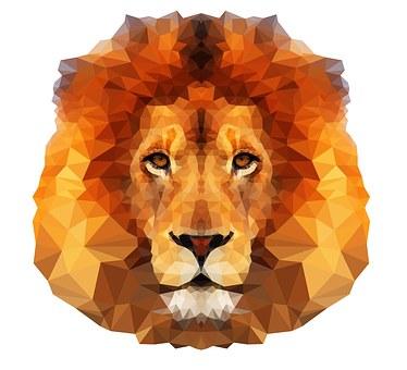 400 free lion head