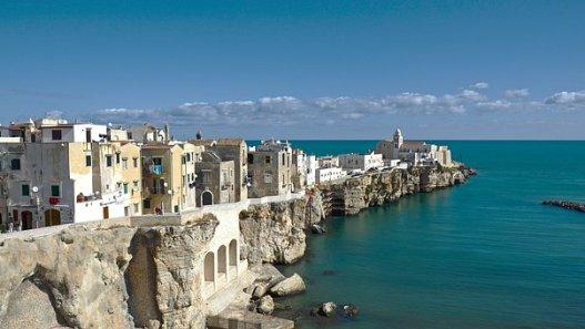 Italia, Puglia, Gargano, Vieste, Puglia