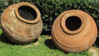 Πιθάρια, Δοχεία, Κεραμικά, Παραδοσιακές