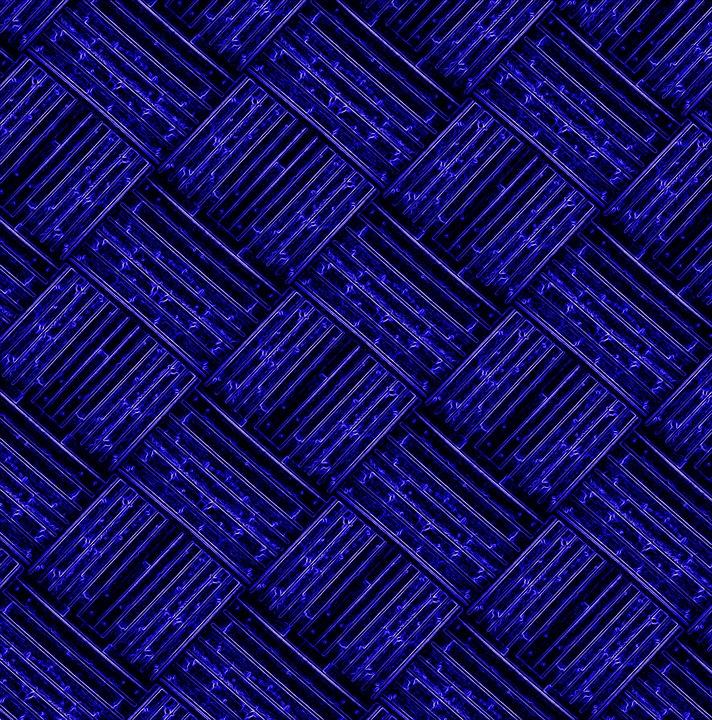 Electric Blue Wallpaper Hd Cobalt Blue Weave Texture 183 Free Image On Pixabay