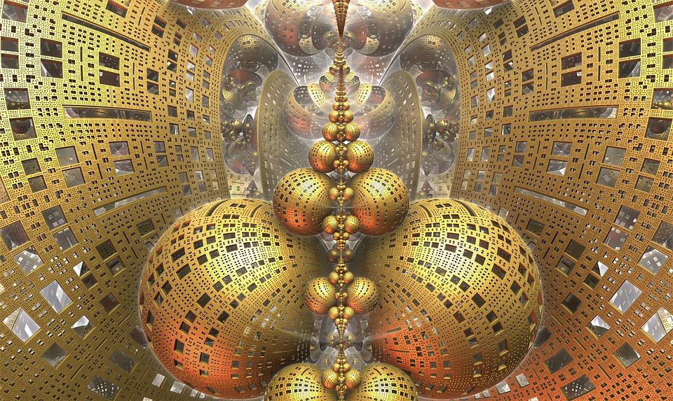 Fractal Complexity Render  Free image on Pixabay
