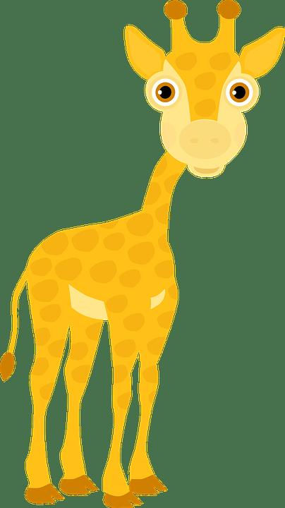 Cute Monkey Emoji Wallpaper Giraffe Cub Zoo 183 Free Vector Graphic On Pixabay