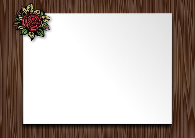 무료 일러스트 액자 경계 배경 빈 Copyspace 테두리 프레임 Pixabay의 무료