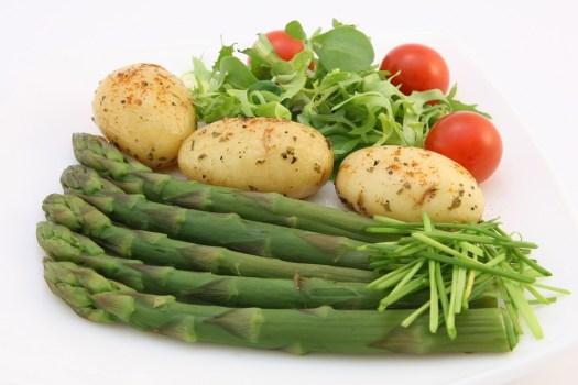 Appetito, Asparagi, Pomodori, Calorie, Ristorazione