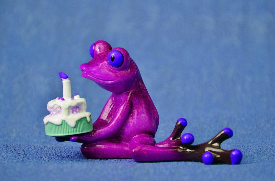 Free Photo Happy Birthday Birthday Frog Free Image On