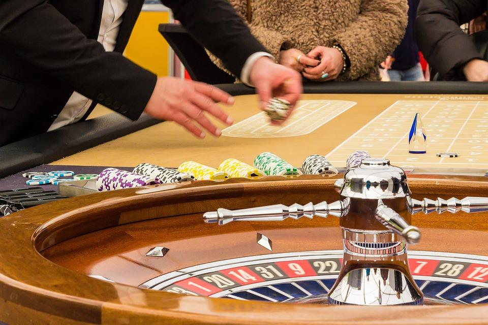 Roulette, Glücksspiel, Spielbank, Spielcasino, Gewinn