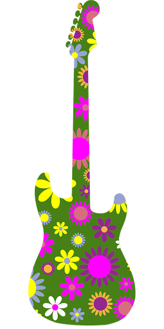 Free vector graphic Retro Floral Flowers Decorative