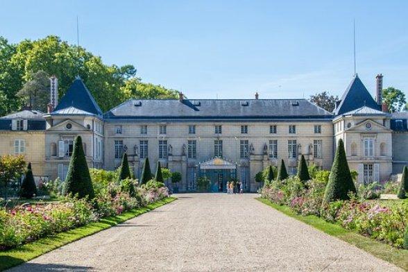 Malmaison slott , Paris. Foto från Pixabay.