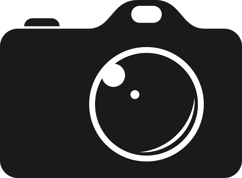 Camera Photo Black  Free vector graphic on Pixabay
