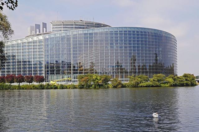 Parlement Europen Strasbourg  Photo gratuite sur Pixabay