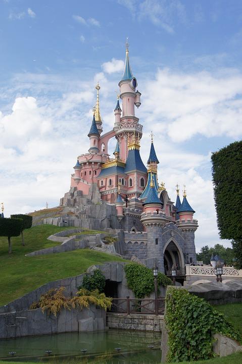 Chteau Princesse Disneyland Photo Gratuite Sur Pixabay
