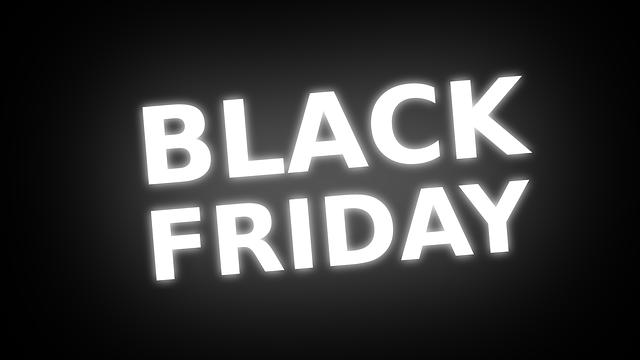 Free Vector Graphic Black, Friday, Minimalist, Sale