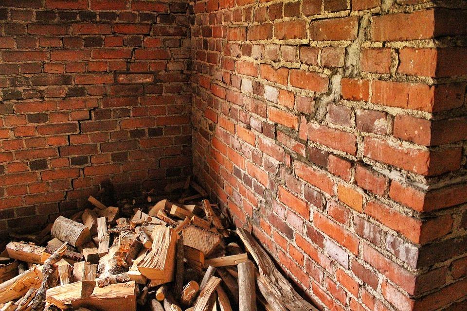 brick walls bricks wood