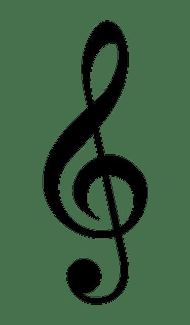 Treble Clef Png Key · Free image on Pixabay