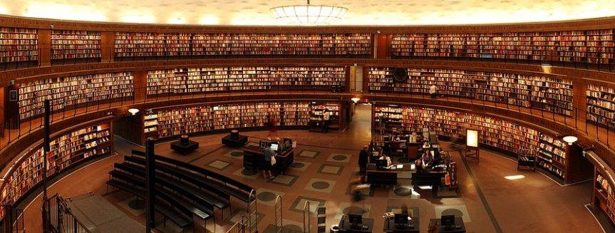 Books, Students, Library, University