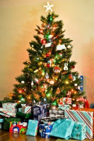 Tree, Christmas, Christmas Tree, Gifts