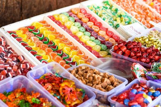Colorato, Candy, Fiera, Gelatinose, Bonbon, Dolci