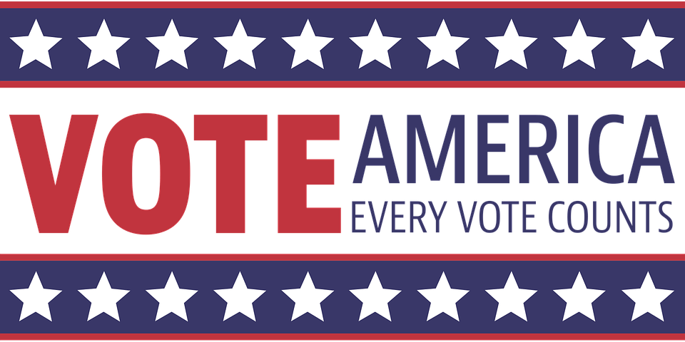 Vote, Generic, 2016 America, Campaign, Candidate, Day