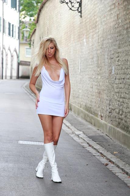 Model Girl Blond Mini  Free photo on Pixabay