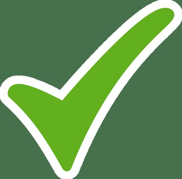 check mark tick free vector graphic