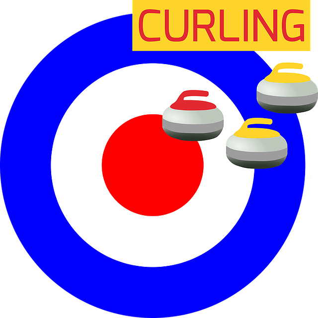Curling Ice Icon · Free vector graphic on Pixabay