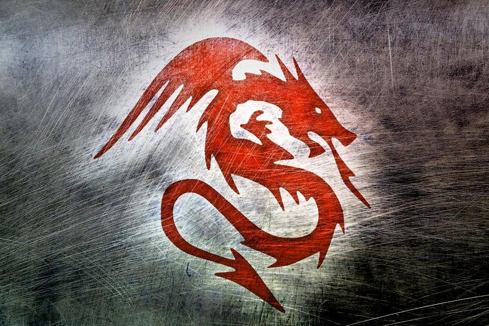 Dragon Mythical Creatures Fantasy  Free image on Pixabay