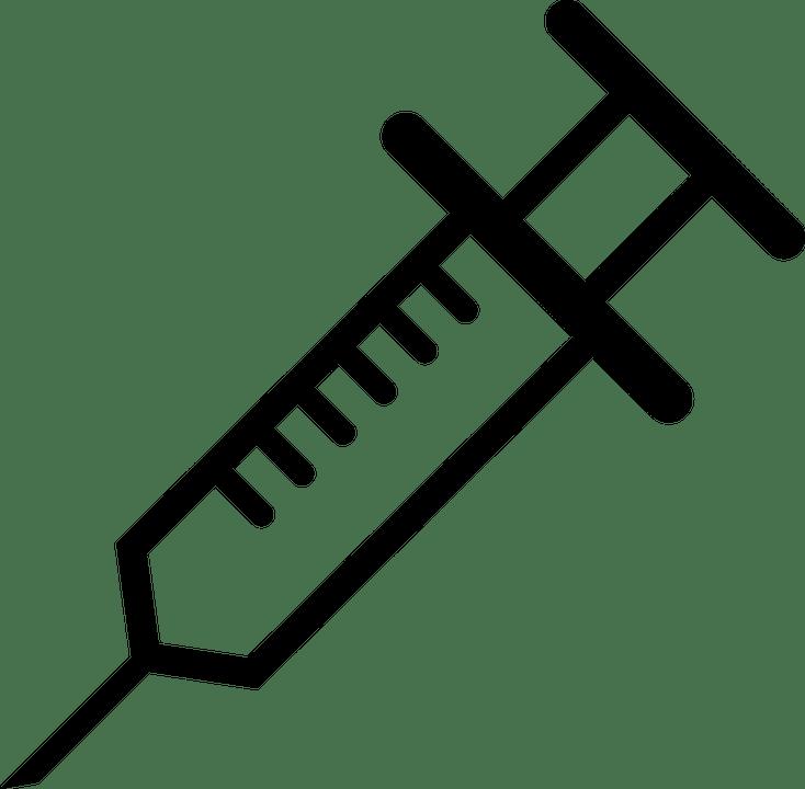 Medical Syringe Clip Art