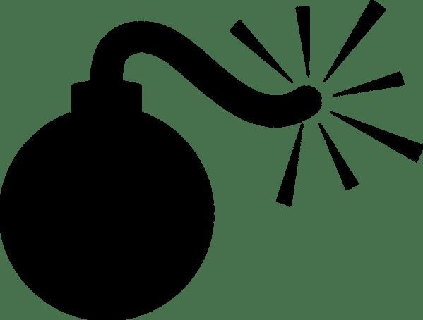 blast bomb free vector graphic