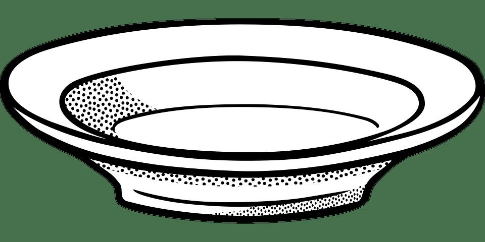 Plato Platos Essen Los · Gráficos vectoriales gratis en