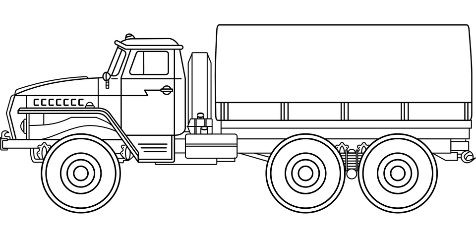 Army Automotive Car · Free vector graphic on Pixabay