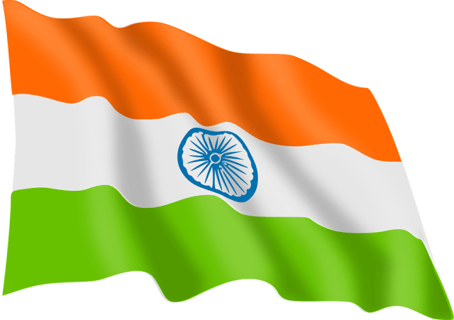 Flag, India, Indian