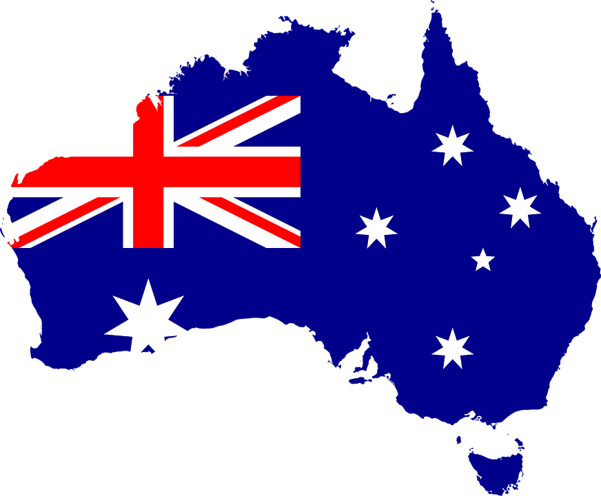 Australia, Australia Day, Borders, Collection, Country