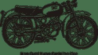 Free vector graphic: Motorcycle, Motorbike, Automobile