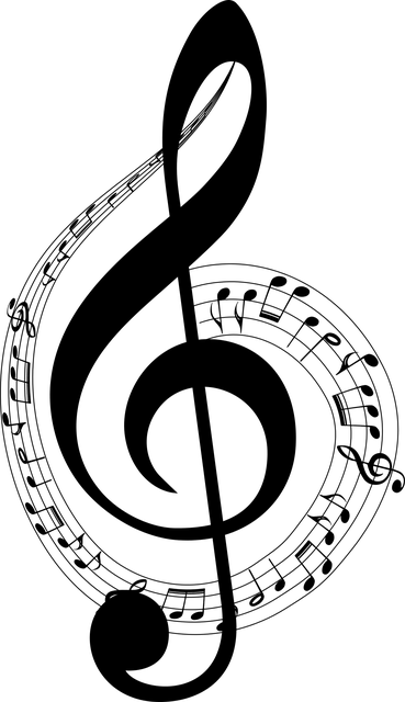 Aural Clef Composition · Free vector graphic on Pixabay