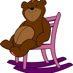 Animal Rocking Chair Executive Leather Desk Stuffed Teddy Free Vector Graphic On Pixabay Bear Toy
