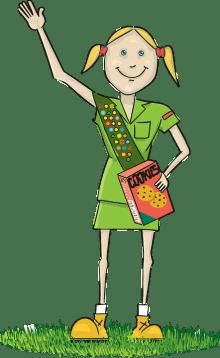 Badges, Cartoon, Comic, Comic Characters, Cookies