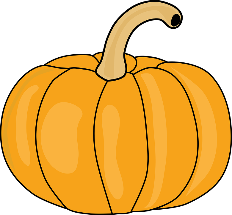 Pumpkin Vegetable Autumn  Free vector graphic on Pixabay