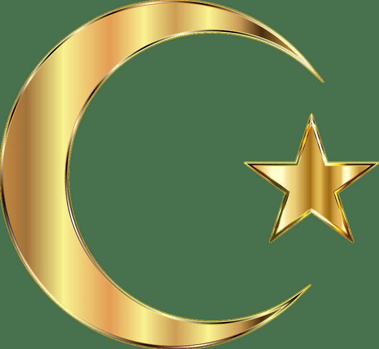 crescent moon star free
