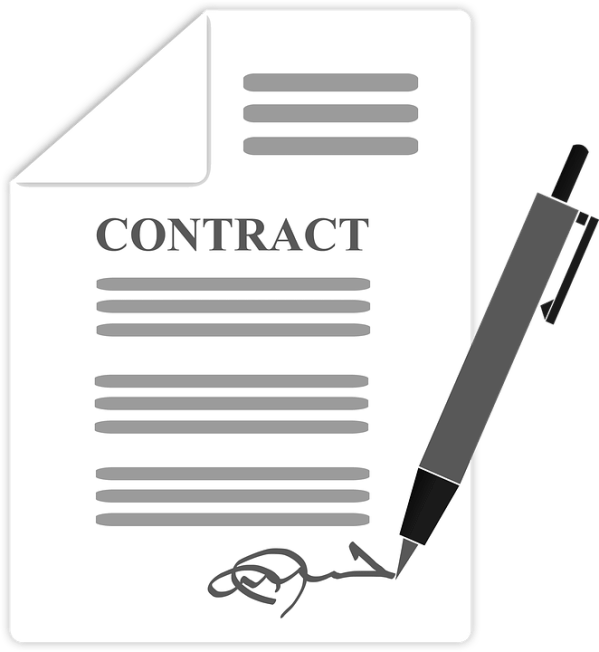 free illustration contract consultation