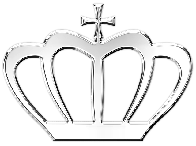Free illustration Crown Silver Transparent Queen
