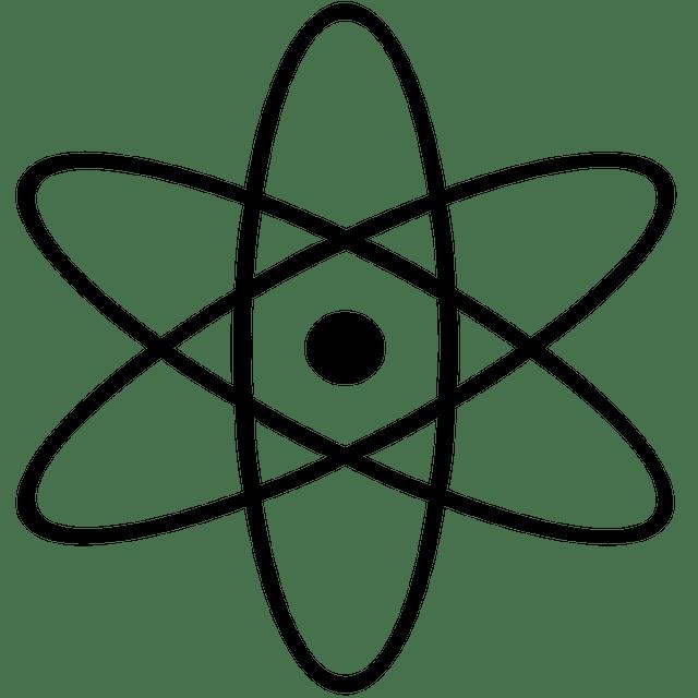 Kostenlose Illustration: Atom, Zeichen, Neutron, Chemie