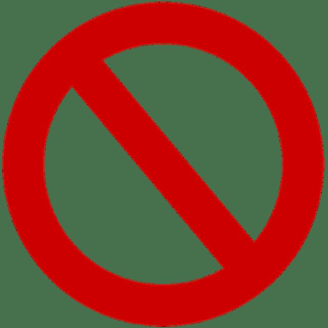 Ban Shield Traffic Street · Free Image On Pixabay