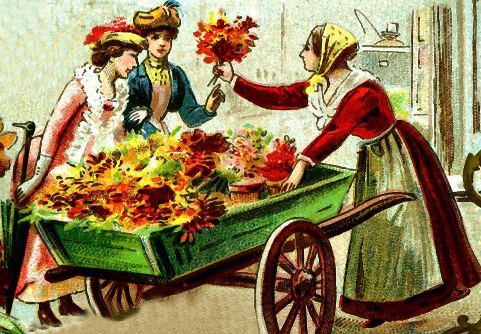 Postcard Old Vintage  Free image on Pixabay