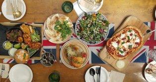 Food, Sandwich, Dining, Lunch